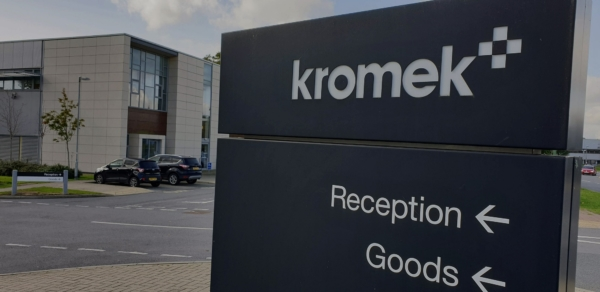 Kromek, NETPark's first ever tenant are located on a central position on the park