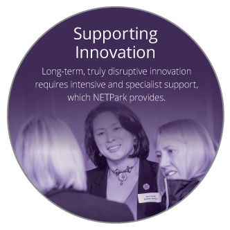 Supporting innovation at NETPark