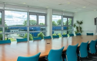 NETPark meeting and conference room hire is available