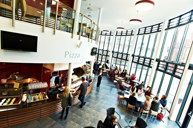 Palatine Cafe, Durham University
