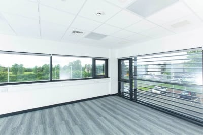 Office space at NETPark Explorer