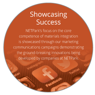 Showcasing success at NETPark