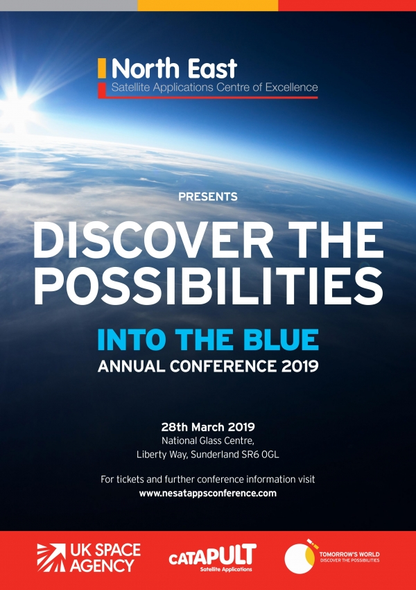 Discover The Possibilities: Into the Blue' Annual Conference 2019