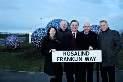 New £5m road paves way for science park's ambitious vision