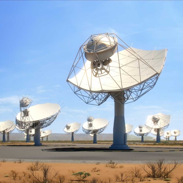 Design completed for the 'brain' of the world's largest radio telescope