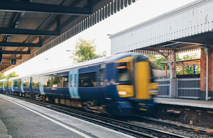 £7.8 million to drive forward innovative ideas to transform railways