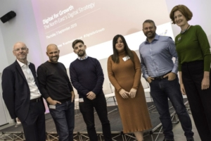 NEW DIGITAL STRATEGY FOR NORTH EAST