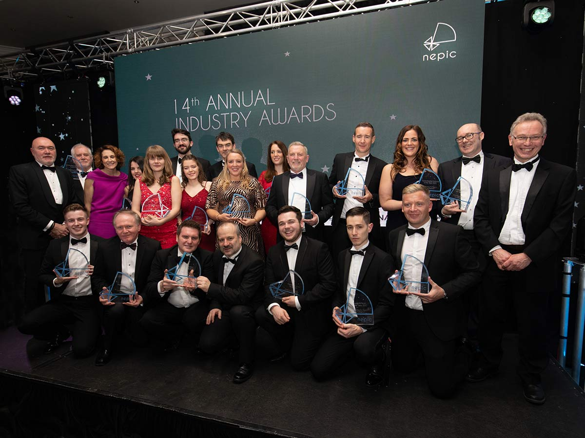 CPI receives three awards from the North East Process Industry Cluster