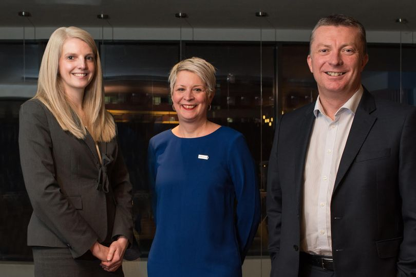 New board members at North East LEP: Erika Leadbeater, TSG Marine; Carol Botten, VONNE; John McCabe, Fusion PR Creative (Image: publicity handout from Astute PR on behalf of North East LEP)