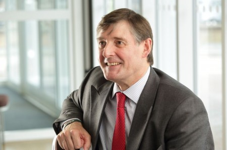 James Ramsbotham, the North East Chamber of Commerce chief executive