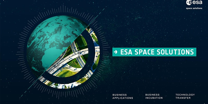 INTRODUCTION TO ESA BUSINESS APPLICATIONS AND SPACE SOLUTIONS