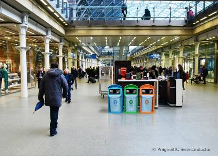 PragmatIC's ultra-low-cost RFID to enable rewarding recycling and packaging re-use.